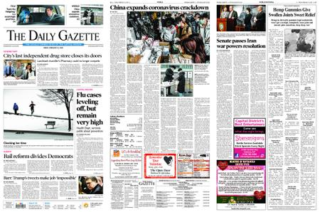 The Daily Gazette – February 14, 2020