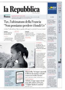 la Repubblica - 13 Novembre 2018