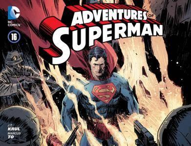 Adventures of Superman 016 2013 Digital
