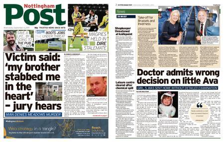 Nottingham Post – September 04, 2019