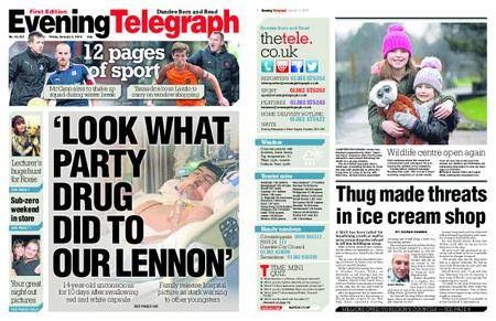Evening Telegraph First Edition – January 05, 2018