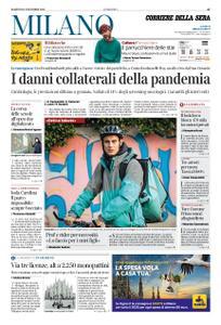 Corriere della Sera Milano – 10 novembre 2020