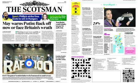 The Scotsman – March 28, 2018
