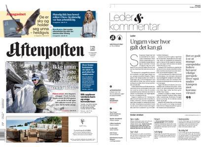 Aftenposten – 03. april 2020