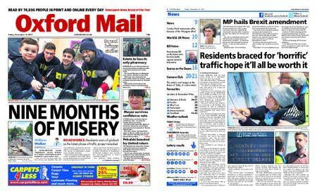 Oxford Mail – December 15, 2017