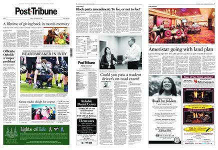 Post-Tribune – November 26, 2017