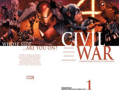 Civil War 01 of 7