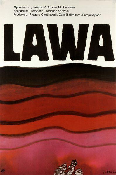 Lava: A Tale of Adam Mickiewicz's 'Forefathers' Eve' (1989) Lawa. Opowiesc o 'Dziadach' Adama Mickiewicza