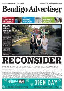 Bendigo Advertiser - April 18, 2018