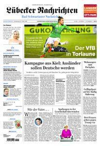 Lübecker Nachrichten Bad Schwartau - 22. März 2018
