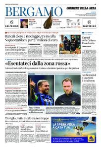 Corriere della Sera Bergamo – 16 gennaio 2021