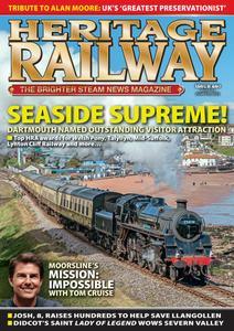 Heritage Railway - May 14, 2021