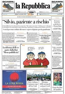 la Repubblica - 5 Settembre 2020