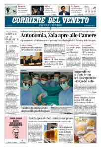 Corriere del Veneto Padova e Rovigo – 06 marzo 2019