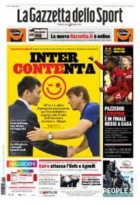 La Gazzetta dello Sport Roma – 08 maggio 2019