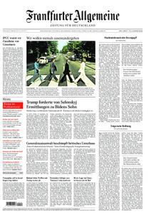 Frankfurter Allgemeine Zeitung F.A.Z. - 26. September 2019
