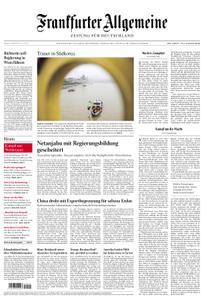 Frankfurter Allgemeine Zeitung F.A.Z. - 31. Mai 2019