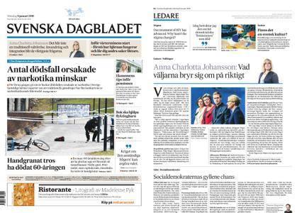 Svenska Dagbladet – 08 januari 2018