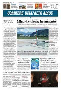 Corriere dell'Alto Adige - 29 Marzo 2018