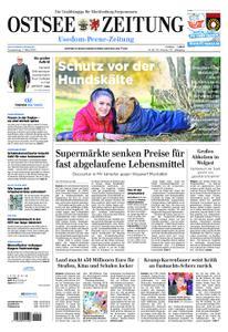 Ostsee Zeitung Wolgast - 07. März 2019