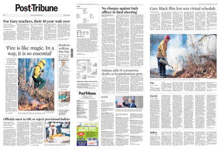 Post-Tribune – November 13, 2020