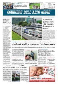 Corriere dell'Alto Adige - 2 Giugno 2018