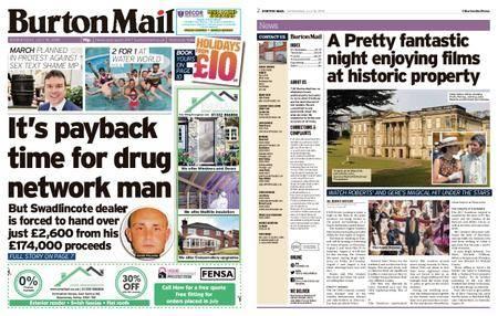 Burton Mail – July 18, 2018