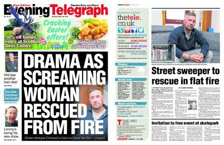 Evening Telegraph First Edition – March 29, 2018