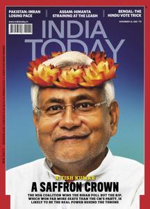 India Today - November 23, 2020