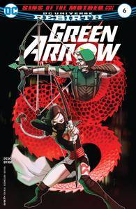 Green Arrow 006 2016 2 covers Digital Zone-Empire