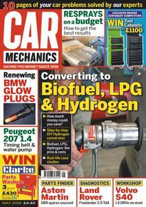 Car Mechanics - May 2019
