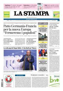 La Stampa Imperia e Sanremo - 23 Gennaio 2019
