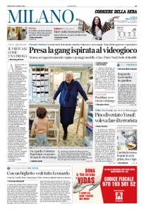 Corriere della Sera Milano – 18 aprile 2019