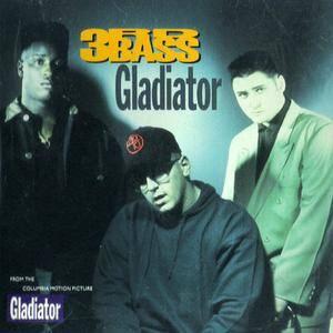 3rd Bass - Gladiator (US CD5) (1993) {Def Jam}