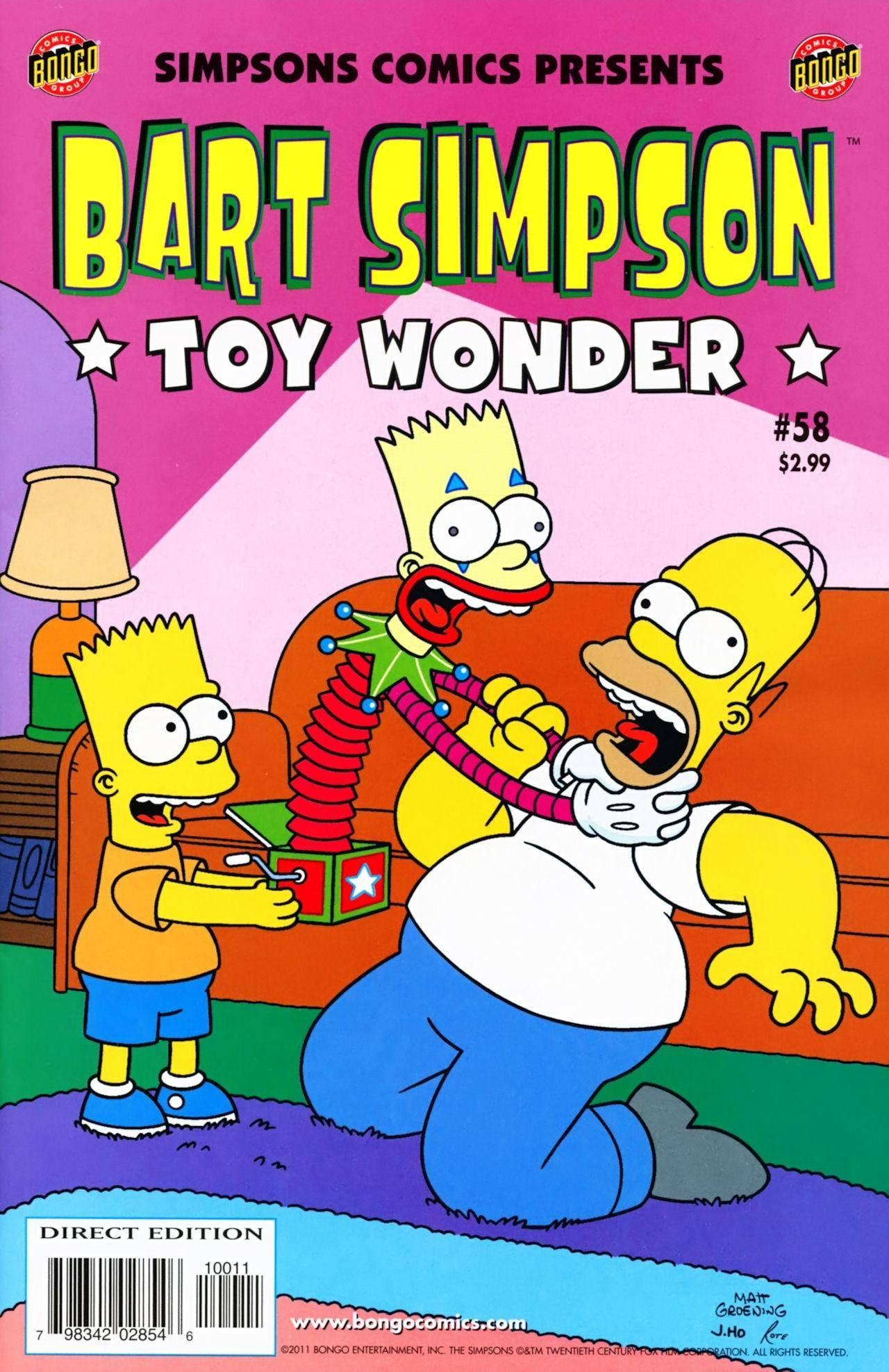 Bart Simpson 058