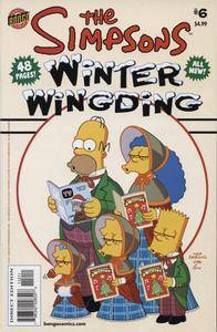 Simpsons Winter Wingding 06 2011