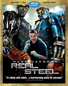 Real Steel (2011) + Extras