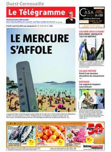 Le Télégramme Ouest Cornouaille – 27 juin 2019