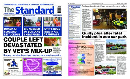 The Standard Chester & District – October 17, 2019