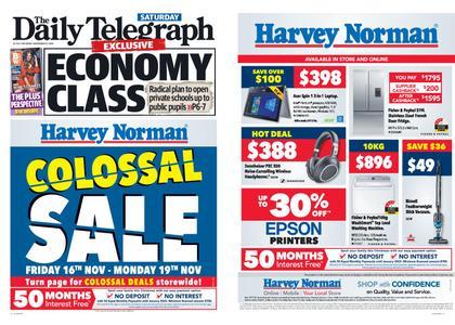 The Daily Telegraph (Sydney) – November 17, 2018