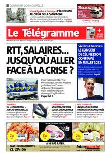 Le Télégramme Ouest Cornouaille – 11 juin 2020