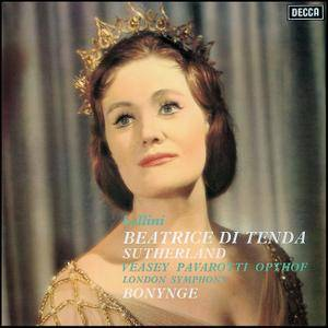 Luciano Pavarotti, Joan Sutherland, LSO, Richard Bonynge - Bellini: Beatrice di Tenda (1966/2014) [Official Digital Download]