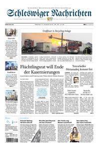 Schleswiger Nachrichten - 10. August 2018