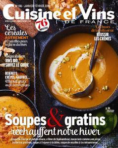 Cuisine et Vins de France – février 2019