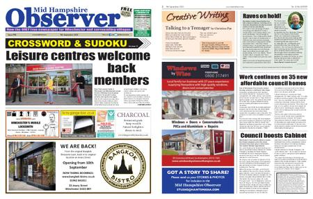 Mid Hampshire Observer – September 09, 2020