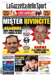 La Gazzetta dello Sport Cagliari - 23 Marzo 2021