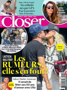 Closer France - 05 octobre 2018