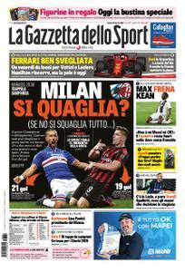 La Gazzetta dello Sport Roma – 30 marzo 2019
