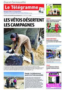 Le Télégramme Ouest Cornouaille – 19 août 2019