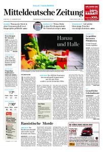 Mitteldeutsche Zeitung Zeitzer Zeitung – 21. Februar 2020
